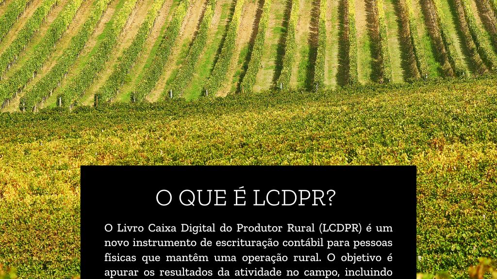 LCDPR