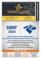 Revista Mensal Fevereiro/2020